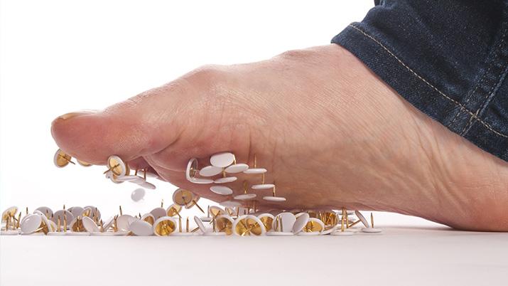 Судороги при сахарном диабете: причини, симптоми, лечение