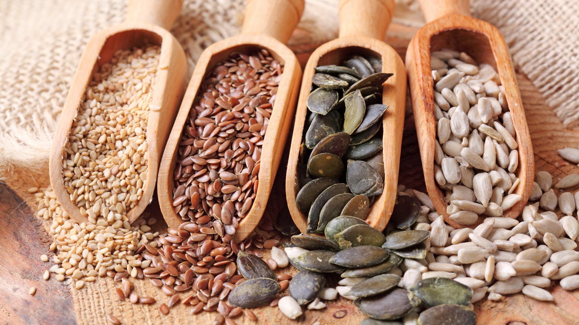 семечки жареные повышают холестерин