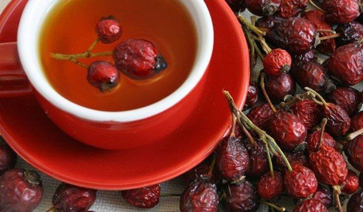 как приготовить напиток из шиповника при диабете