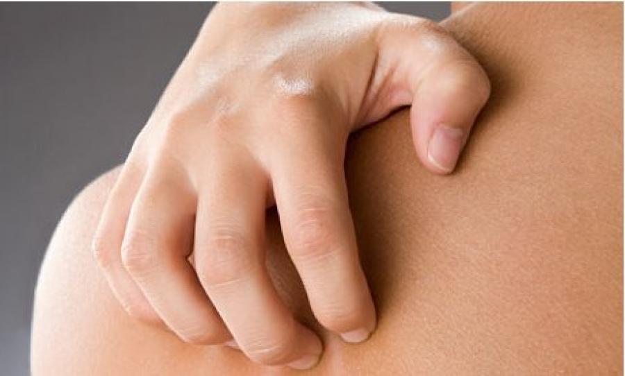 От чего может чесаться тело беременной