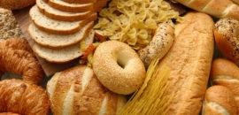 Список и таблица хлебных единиц при сахарном диабете