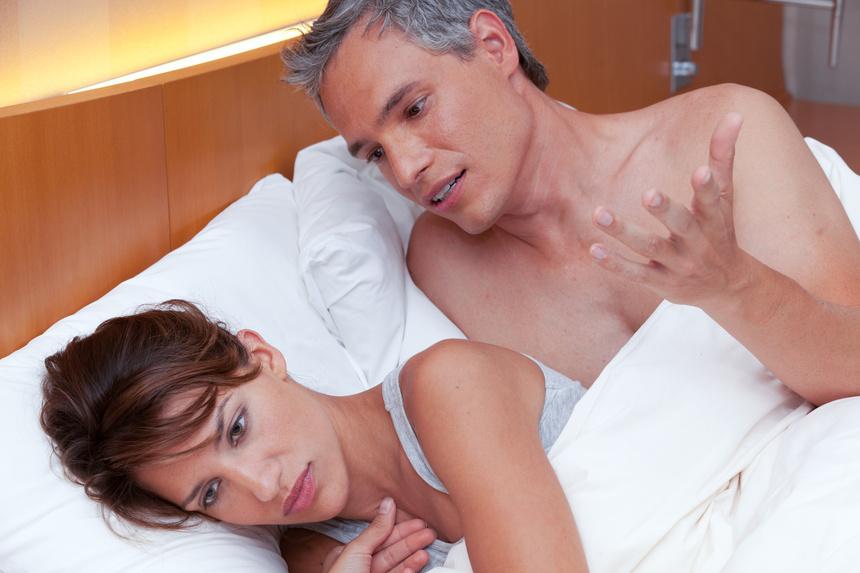 проблемы в постеле