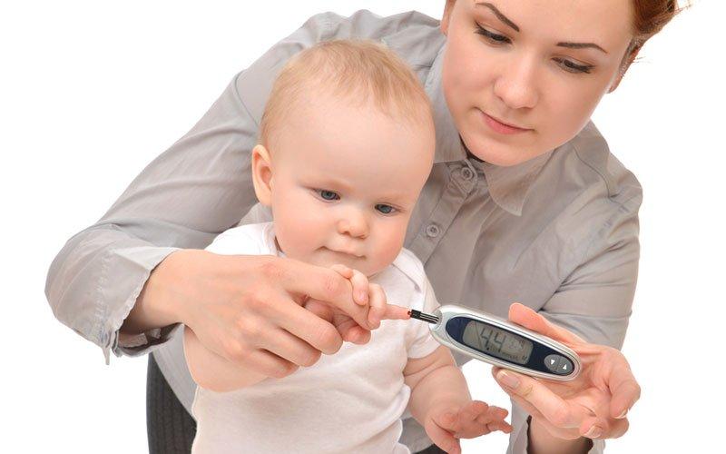 контроль глюкозы