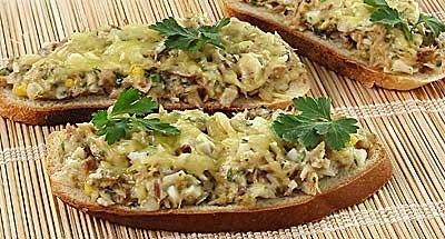 бутерброд тонус жизни