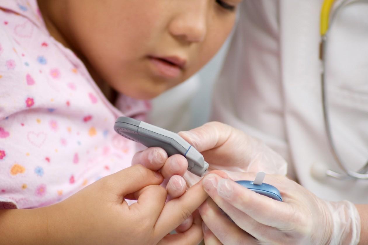 диабет 1 типа