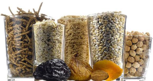 волокна пищевые