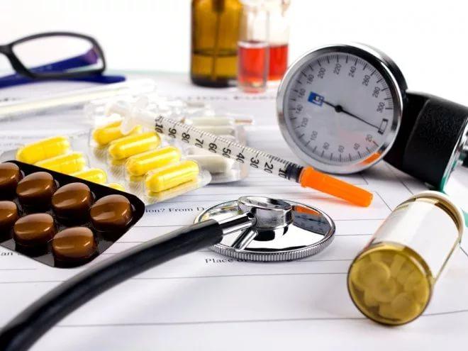 Народные средства от повышенного давления при сахарном диабете